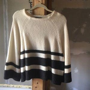 Merino wool sweater.